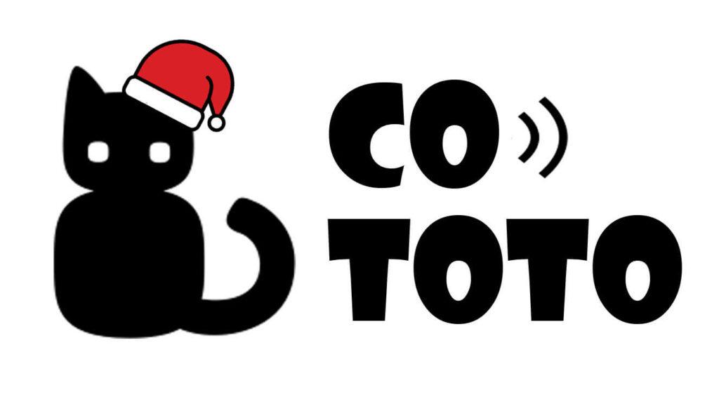 Logo navideño de Cototo Wifi